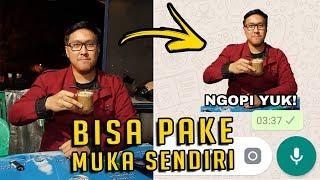 Download Video [GAMPANG BANGET] TUTORIAL CARA BIKIN STICKER WHATSAPP SENDIRI!! MP3 3GP MP4