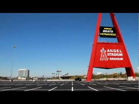 Angel Stadium Tour in Anaheim, California   ALH Stadium Tour