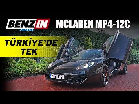 McLaren MP4-12C | Türkiye'de tek | Bir Tur Versene