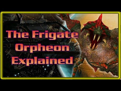 What is the Frigate Orpheon? - Metroid Lore