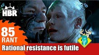 Rational Resistance to Feminism is Futile     TL;DR Rantzerker 85