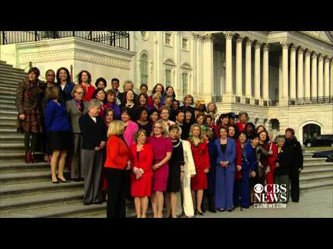 Democratic women in the 113th House