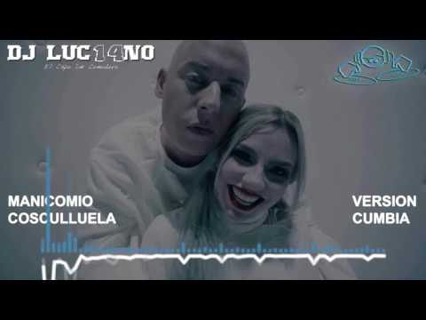 MANICOMIO (Perreo Cumbiero) - Mixer Zone Dj Luc14no Antileo - COSCULLUELA