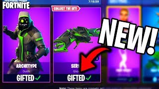 What happened to the Gifting System... (Fortnite Battle Royale - *NEW* gifting system update)