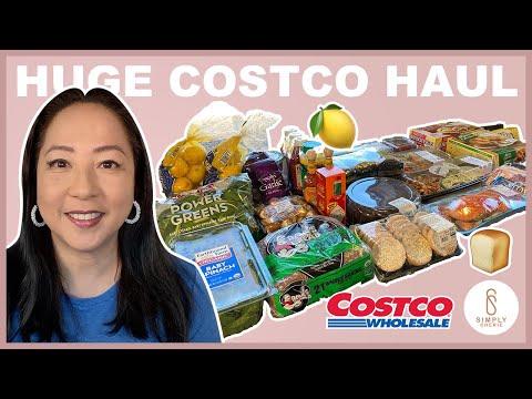 Costco Haul ($325 | 2-month budget)