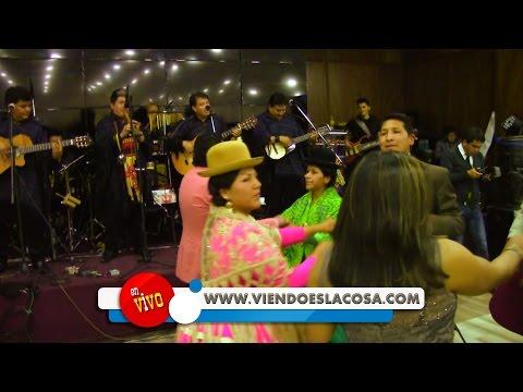 VIDEO: PROYECCIÓN - Triste Es El Quererte - Me He Resignado - En Vivo - WWW.VIENDOESLACOSA.COM