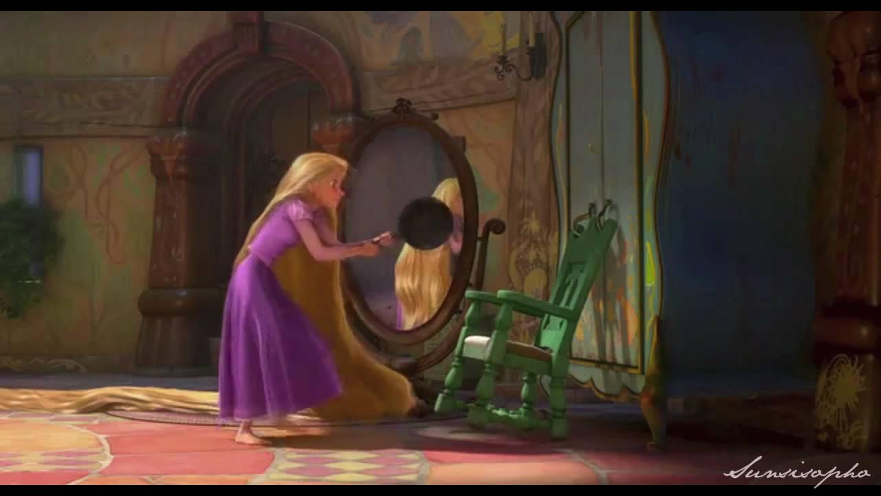 Rapunzel Person In My Closet Fandub Youtube