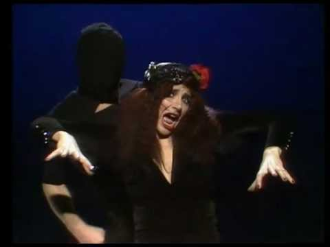 Kate Bush - Hammer Horror - Official Music Video