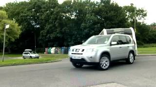 How to tow a caravan