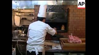 World's most expensive restaurant - 2006