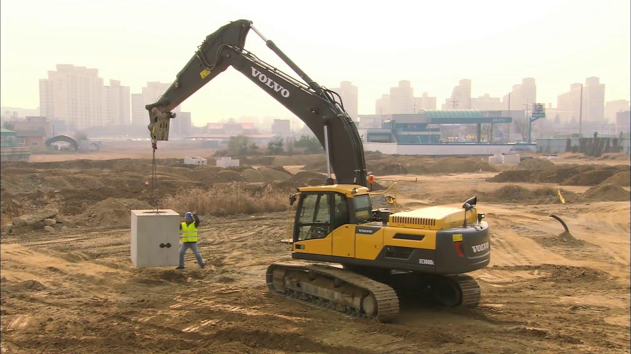 Volvo D-Series Crawler Excavators Walkaround video