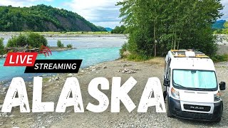 The TRUTh About Van Life In Alaska