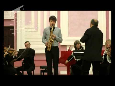 В. Монти - «Чардаш» для саксофона с оркестром