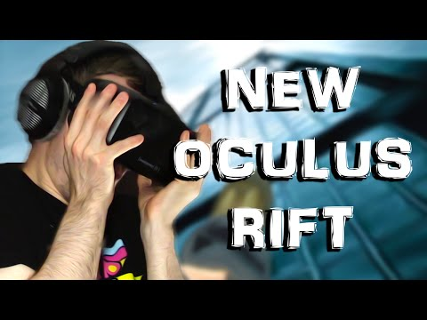 New Oculus Rift (DK2)   MORE REAL THAN EVER