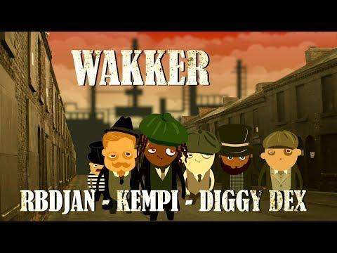 RBDJAN - Wakker (feat. Kempi & Diggy Dex)