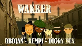 Watch Rbdjan Wakker feat Kempi  Diggy Dex video