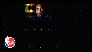 The Lakers' tribute to Kobe Bryant before their first game after his death | Remembering Kobe