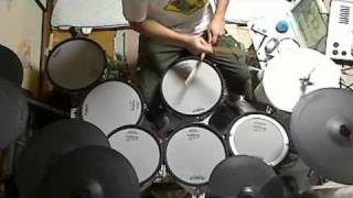 ELLEGARDEN- Kaze no hi(Drums cover) Thank you for watching this vid...