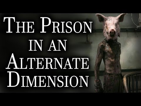 """The Prison in an Alternate Dimension"" 