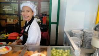 Завтраки в отеле Байок Скай Бангкок Тайланд