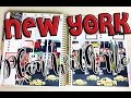 Plan With Me New York Trip ft. Glam Planner