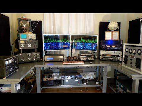 KA0KA New HAM Shack Radio Room Layout