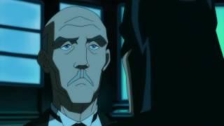 Even Batman needs a dad Justice League  Doom 2012 mp4
