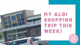 My Aldi Shopping Trip + My Favorite Aldi Tips & Tricks!