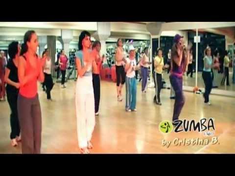 Zumba Italia – ARABIAN CUMBIA con Cristina B.