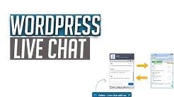 Kostenloser Live Chat für WordPress mit dem Plugin: Tawk.to
