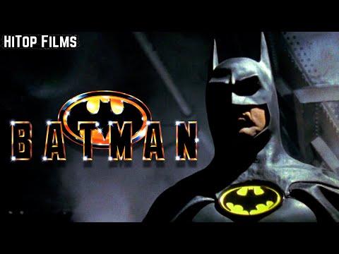 Batman (1989) is a Bad BATMAN Movie