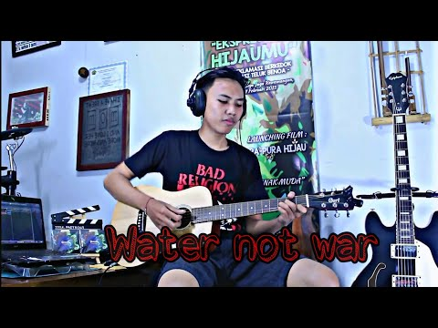 Superman Is Dead - Water Not War (Guitar Cover By @jack_deli)