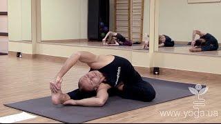 Андрей Сидерский. Тренировка для преподавателей йоги. №2