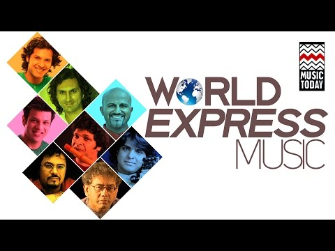 World Music Express | Volume 1 | Audio Jukebox | World Music | Instrumental | Various Artists
