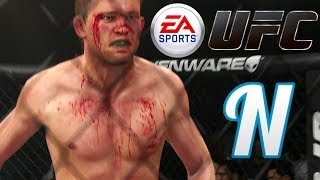 Bloody Brawl! EA Sports UFC Gameplay (First Impressions) Xbox One