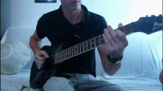 Messiahbolical Whitechapel 1080 HD Guitar Cover by MattWildChild