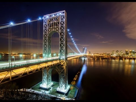 Building The George Washington Bridge Documentary - Classic Science