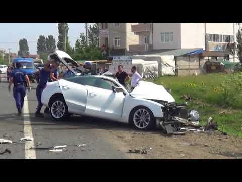 Tekirdağ'da Feci Kaza! 3 Kişi Hayatını Kaybetti