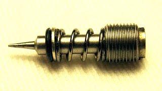 СВОИМИ РУКАМИ: Как сделать уплотнительное кольцо на винт обогащения смеси(, 2015-06-29T00:38:18.000Z)