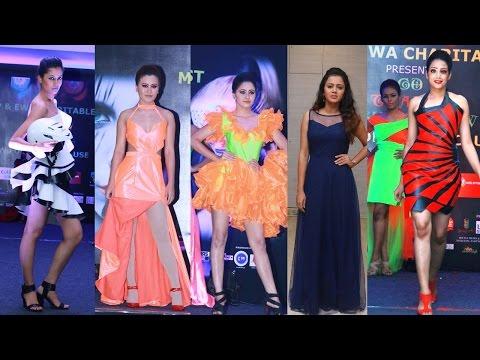 GO Traffic Fashion Show  | TOP MODELS of India | Chennai Express Tv