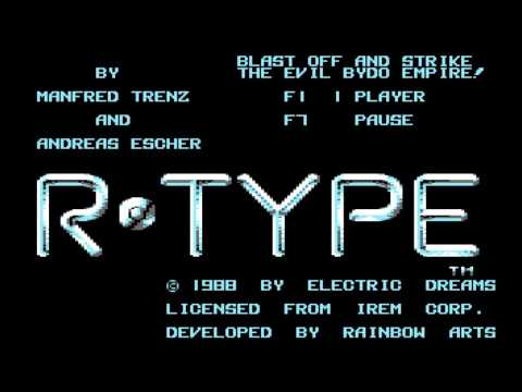 R-Type : Intro theme (Extended & Remastered)