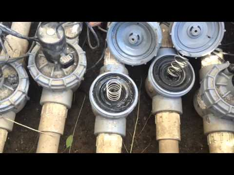 How To Replace Sprinkler Valves Funnycat Tv