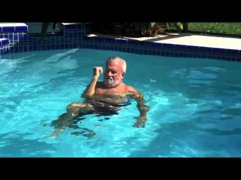Coach Robb: Swimming: Aqua Jogging-Fragmented AJ Workout