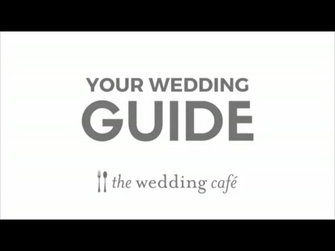 Highlight - The Wedding Cafe workshops