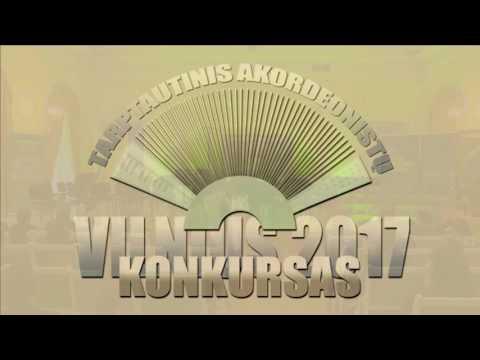 """Accordion competition Vilnius 2017 AWARDS CEREMONY"" kopija"