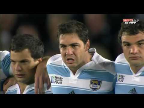 Argentina vs Nueva Zelanda - RWC 2011 - Primer Tiempo