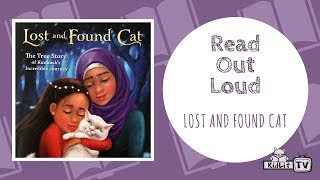 Read Out Loud | LOST AND FOUND CAT