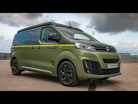 Citroën SpaceTourer Rip Curl Concept 2017 : visite guidée en vidéo