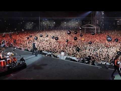 Metallica Concert in Jakarta - 25/08/2013 - Nothing Else Matters!