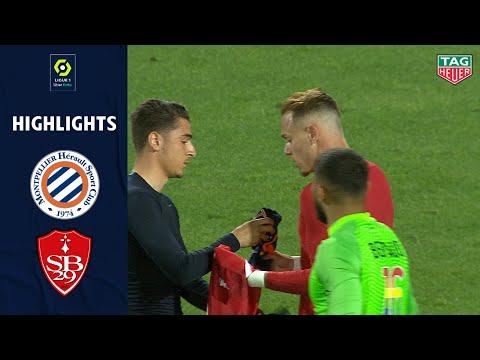 Montpellier Brest Goals And Highlights